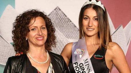 Martina Cecchi, Miss Arcobaleno d'Estate Ginestra Fiorentina