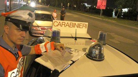 Controlli dei carabinieri (Radaelli)