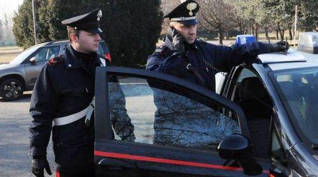 La rapina è avvenuta in via Longoni