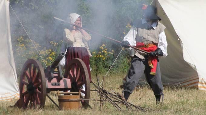 Franco-piemontesi contro spagnoli, si rievoca la battaglia di Tornavento