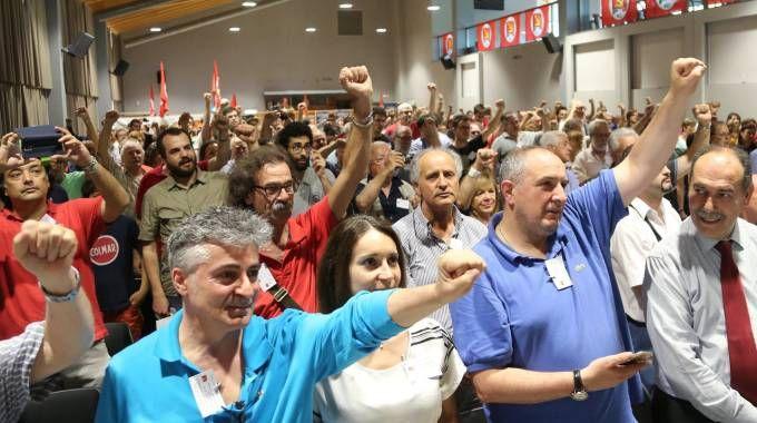 Riecco il Pci, a San Lazzaro la costituente comunista