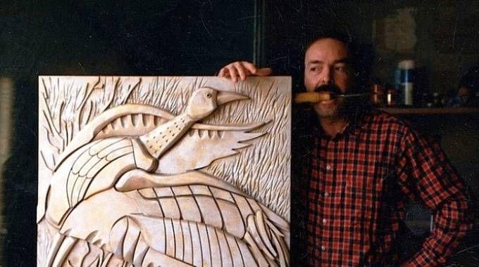 È morto Arnoldo Anibaldi, era tra i cento migliori scultori al mondo