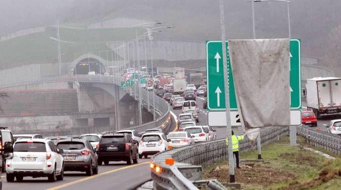L'Autostrada del Sole A1 (foto Germogli)