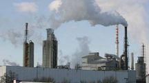 Il petrolchimico di Ferrara dove è avvenuta la tragedia