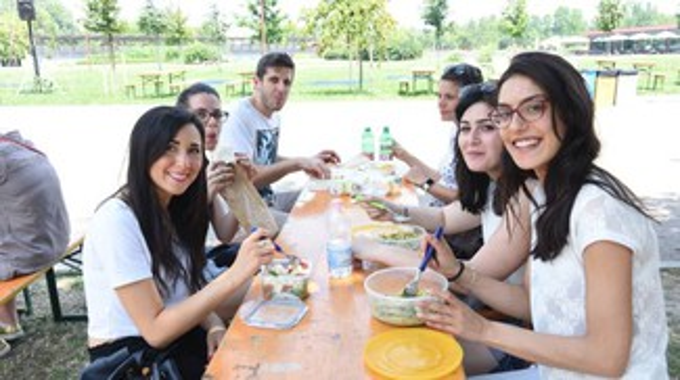 Lo Street Food al Novi Park fa il pieno di gusto, guarda le foto