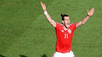 Galles, Gareth Bale (Lapresse)