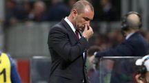 Milan, Brocchi rimette il mandato (Ansa)