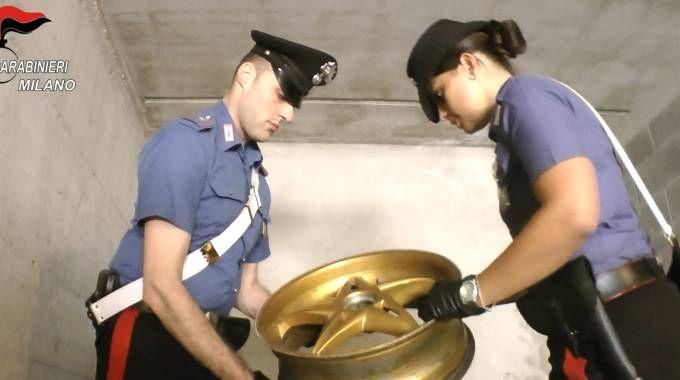 Officina clandestina a Vignate: arrestati due uomini