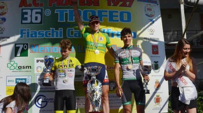 Trofeo Fiaschi, vince Biasia in volata / FOTO