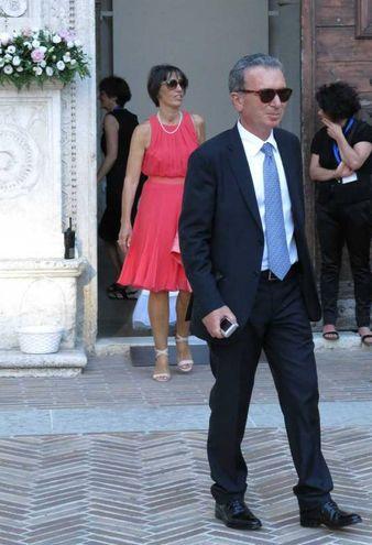 Il pro-rettore dell'Università di Urbino, professor Mauro Magnani (foto Tiziano Mancini)