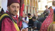Faenza, Palio del Niballo: la sfilata storica (Foto Veca)