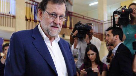 Mariano Rajoy, leader del Pp (Lapresse)