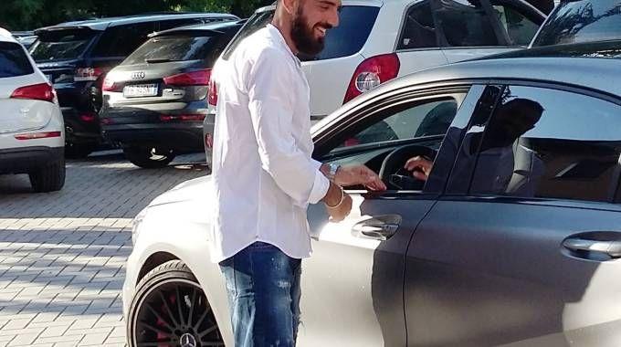 Calcio, il Sassuolo riparte con Berardi: le foto del ritiro