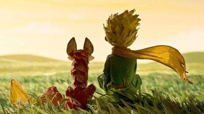 'Il piccolo principe', uno dei film che saranno proiettati quest'estate all'Arena di Castel San Pietro (Foto Ansa)