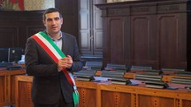 Ravenna, il sindaco De Pascale (Foto Zani)