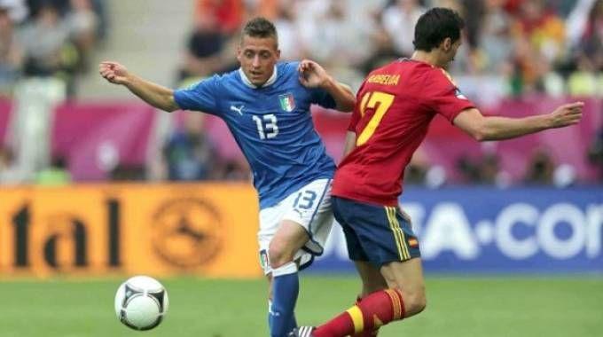 """Ore 18: anche Arezzo si ferma per Italia-Spagna. In campo Giaccherini, """"imbattuto"""" 2012"""