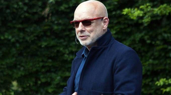 """Brian Eno sulla nave dei colori: """"La luce incontra il Rinascimento"""""""