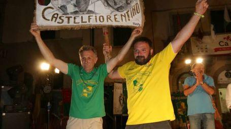 Germogli ph 26 giugno 2016 Castelfiorentino Sfilata dei carri Dogana ha vinto il Palio del Ca' Stellare