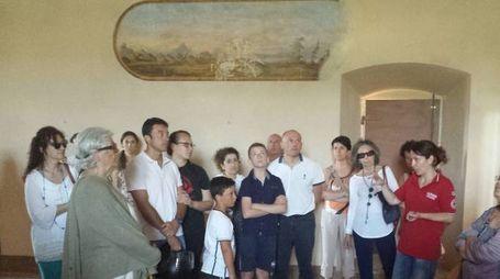 Una visita guidata dentro il Castello di Pieve del Vescovo