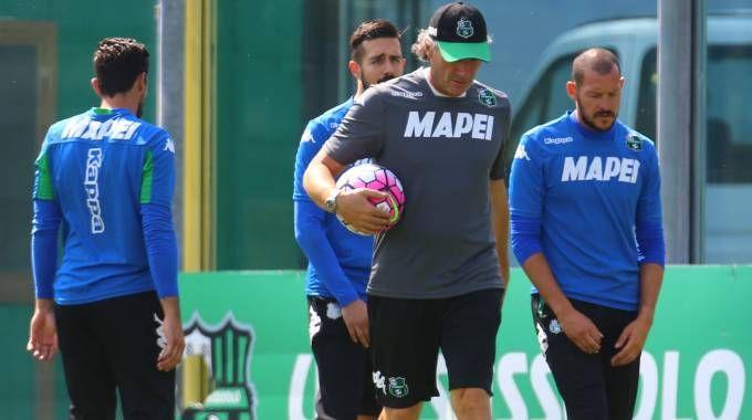 Calcio, il primo allenamento del Sassuolo