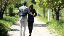 Camminare al parco riduce il rischio di depressione - Foto Pixabay/Adina Voicu