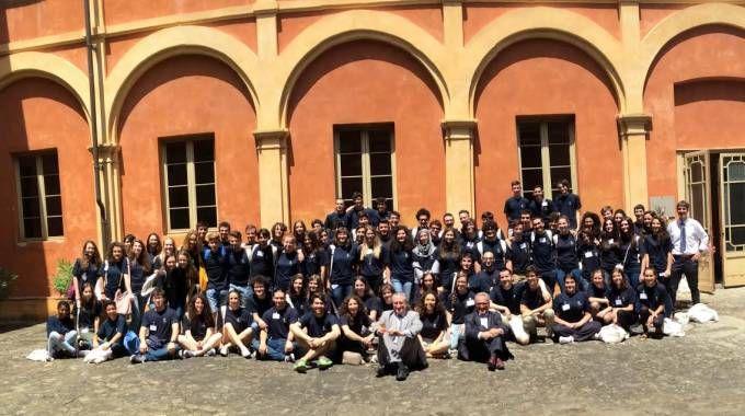 Genietti da tutta Italia a San Miniato per i corsi della Normale