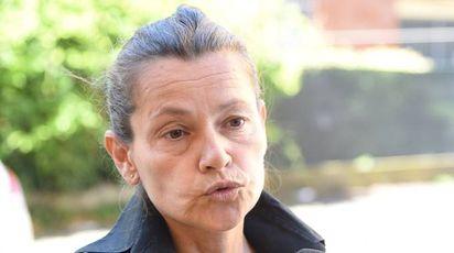 Giovanna Zani di 'Tric e Trac', il laboratorio frequentato da Bernadette Fella (Fiocchi)