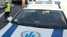 Ravenna, incidente a San Pietro in Vincoli: la polizia municipale cerca il pirata della strada (Foto di repertorio Fantini)