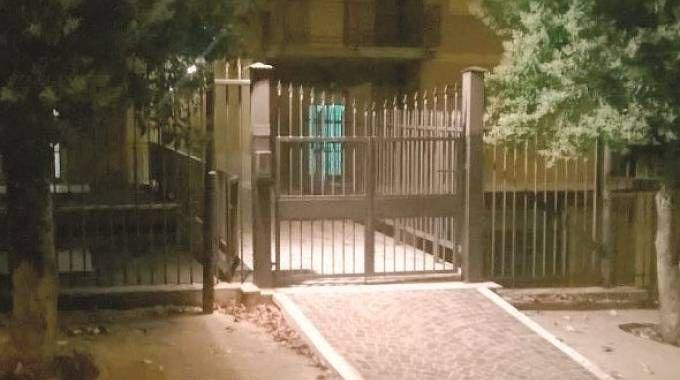 Force, l'ingresso dell'abitazione a Montemoro in cui Alba Ruffini è stata trovata morta