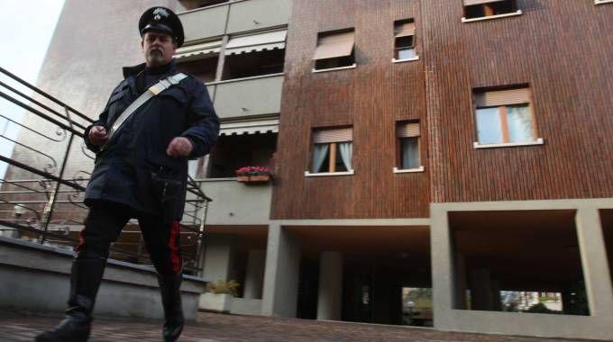 La donna è stata arrestata dai carabinieri di Rimini