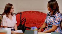 Rory Gilmore di 'Una mamma per amica' e Michelle Obama: spot per la Ferrante