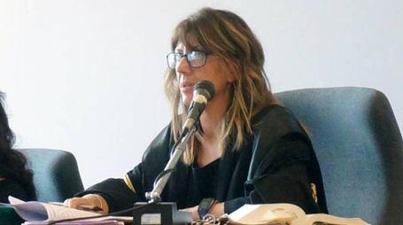 FRAGILI Il giudice  Diana Brusacà ha ascoltato i teste davanti  alla vittima