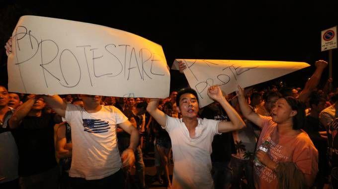 Le proteste dei cittadini cinesi (Germogli)
