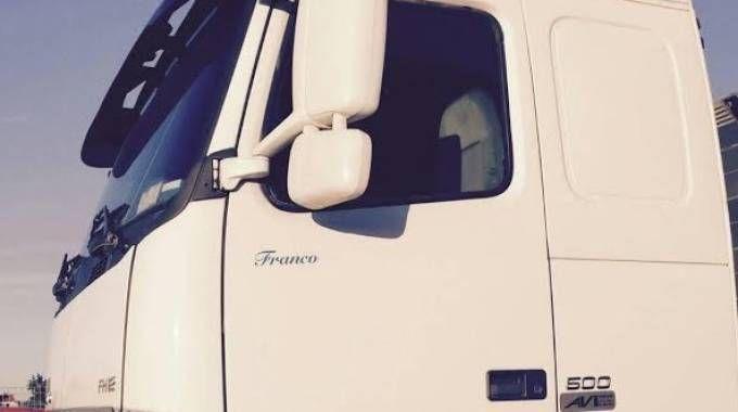 Il camion da cantiere