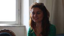 Il neo sindaco di cascina Susanna Ceccardi