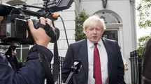 Boris Johnson (Afp)
