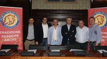 Bunge, nuovo sponsor del volley a Ravenna (foto Zani)
