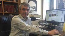"""Pier Francesco De Robertis,  direttore della """"Nazione"""""""
