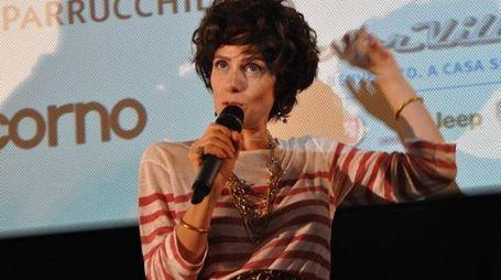 Cecilia Dazzi (foto Nives Concolino)