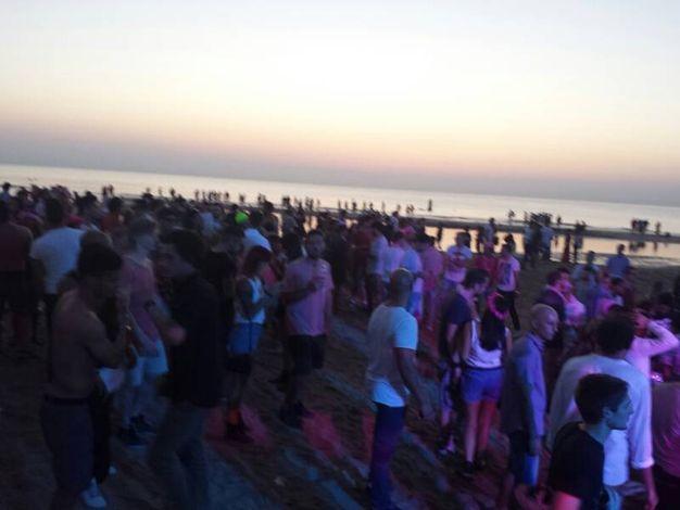 Notte rosa nel weekend del 7 luglio il programma con i - Bagno 60 rimini ...