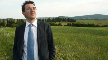 Daniele Tonini, assessore al bilancio di Gavorrano