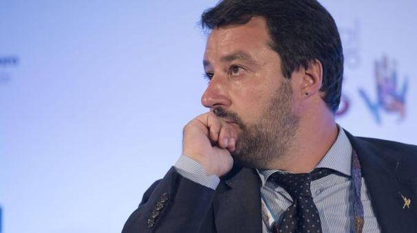 """Nigeriano ucciso a Fermo, Salvini: """"Non doveva morire, una preghiera per lui"""" (Foto Ansa)"""
