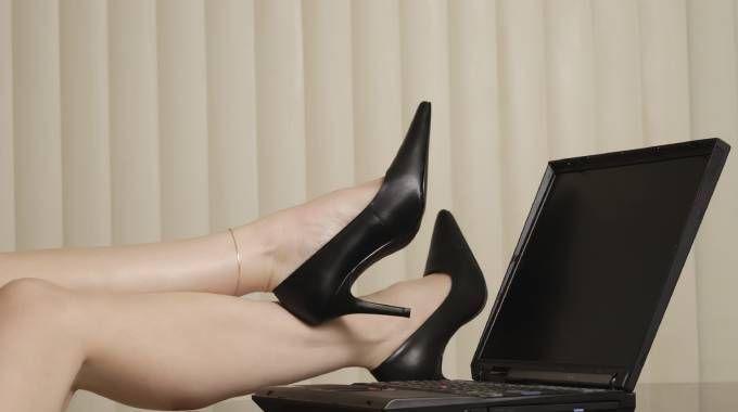 Prostituzione su internet, impazzano i siti di sesso a pagamento (Foto Istockphoto)