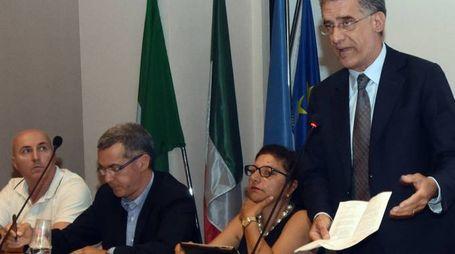 VISMARA BRIANZA LIMBIATE CONSIGLIO COMUNALE SINDACO ANTONIO ROMEO