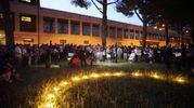 Nigeriano ucciso a Fermo: la fiaccolata per Emmanuel (Foto Zeppilli)