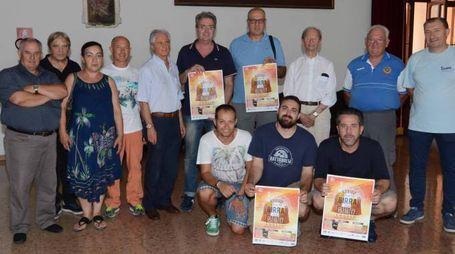C.S. PRESENTAZIONE ROVIGO A TUTTA BIRRA - FESTA DELLA BIRRA  11.07.2016