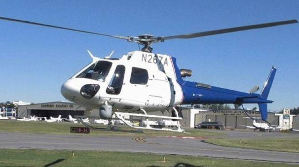 Elicottero Monte Bianco : Volo a bassa quota l elicottero fa paura cronaca