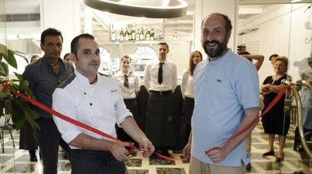 L'inaugurazione del Gran Caffè Belli (Foto Zeppilli)