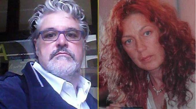 Roberto Scapolo e Loretta Gisotti
