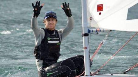 Francesco Marrai, livornese, è uno studente di ingegneria del polo spezzino: ottimo velista,  andrà alle Olimpiadi